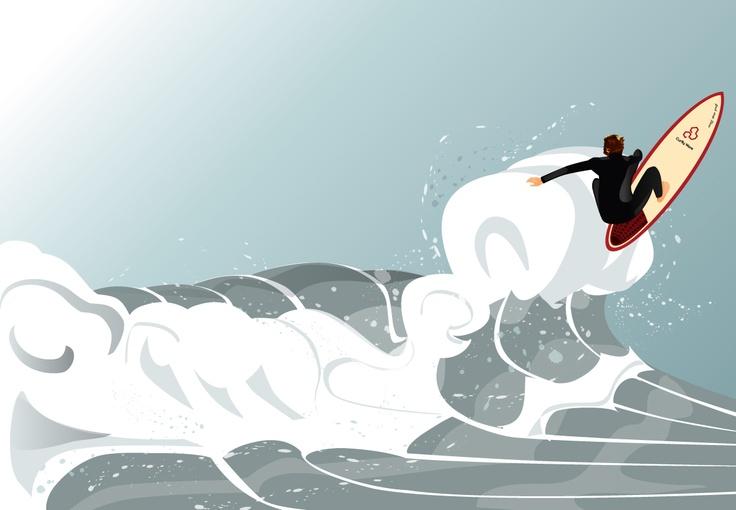aloha - surf art