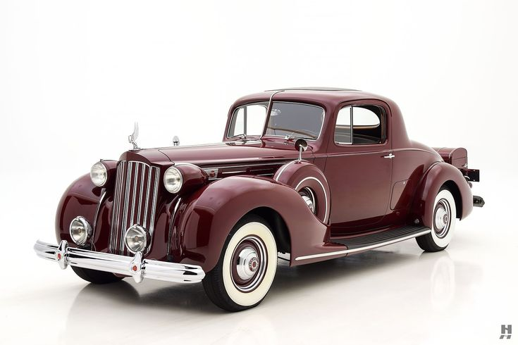 1939 Packard Twelve Coupe Classic Car For Sale | Buy 1939 Packard Twelve Coupe at Hyman LTD