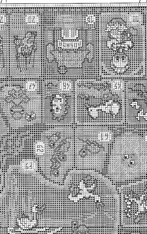 tengo muchos patrones de punto de cruz. (pág. 35) | Aprender manualidades es facilisimo.com