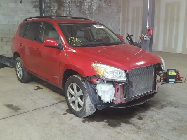 This 2007 Toyota Rav4 AWD sustained minor collision damage to the front and rear. It only has 56000 miles. The vehice runs and lot drives. All the air bags are intact. We are selling the vehicle with a salvage title. You are welcome to come inspect the vehicle Mon-Fri 8am-4pm.