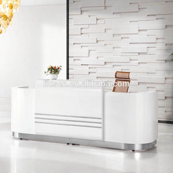 Popular Elegant Design Beauty Salon Furniture Reception ...