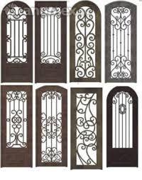 Resultado de imagen para puertas rusticas de fierro