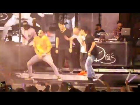 """Chris Brown's Dance Crew 
