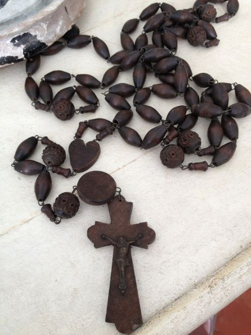5' Lourdes Souvenir Rosary: Divine Rosaries, Vintage Rosaries, Rosary, Holy Rosary, Beautiful Rosaries, Rosaries Pray