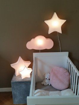 Oltre 25 fantastiche idee su lampade per bambini su pinterest razzi spaziali stanza del - Luci camera bambini ...