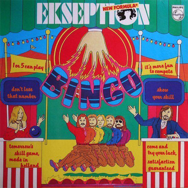 Ekseption (New Formula)* - Bingo (Vinyl, LP, Album) at