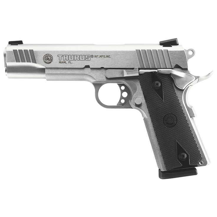 Taurus 1911 9mm Pistol - 9rd Stainless Steel