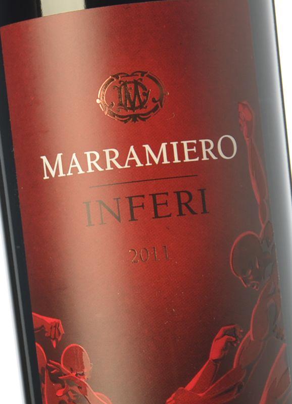 """MARRAMIERO, con il suo """"Inferi Montepulciano d'Abruzzo DOC Riserva"""""""