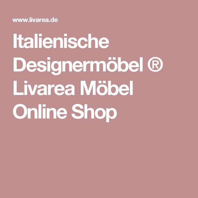 Die besten 25+ Italienische designermöbel Ideen auf Pinterest