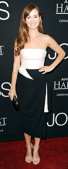 Ahna O'Reilly in Dior