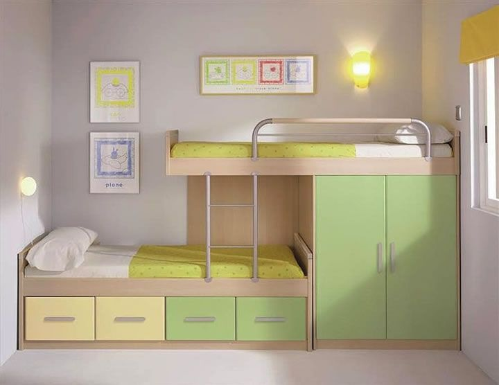 Decoracion de cuartos para 2 ni os de 8 a 12 a os google - Decoraciones habitaciones infantiles ...