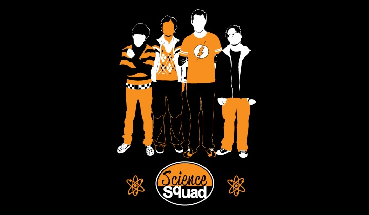 Science Squad: Geek, The Big Bangs Theory, Big Bang Theory, Teefuri Bigbangtheori, Theory Science, Science Squad, T Shirts, Squad Tshirt, Shirts Design