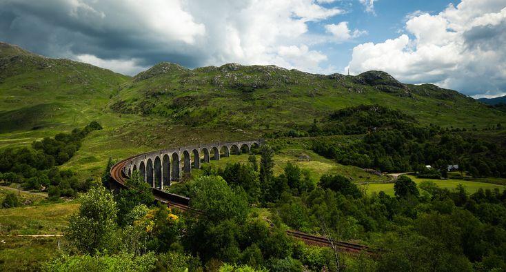 Wauw: Dit zijn de top 10 mooiste treinreizen in Europa! | We Are Travellers