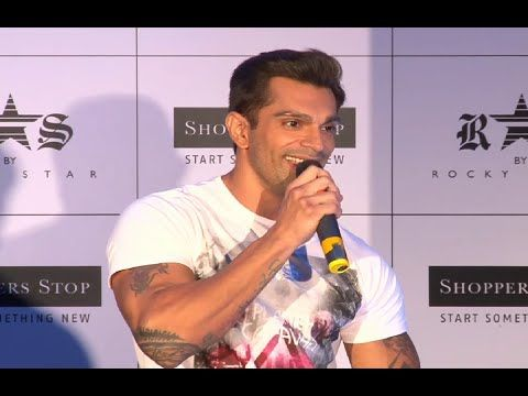 Karan Singh Grover's FUNNY reaction to media's SILLY question.