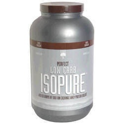 My Superficial Endeavors: Isopure Whey Protein & Power Crunch Bar