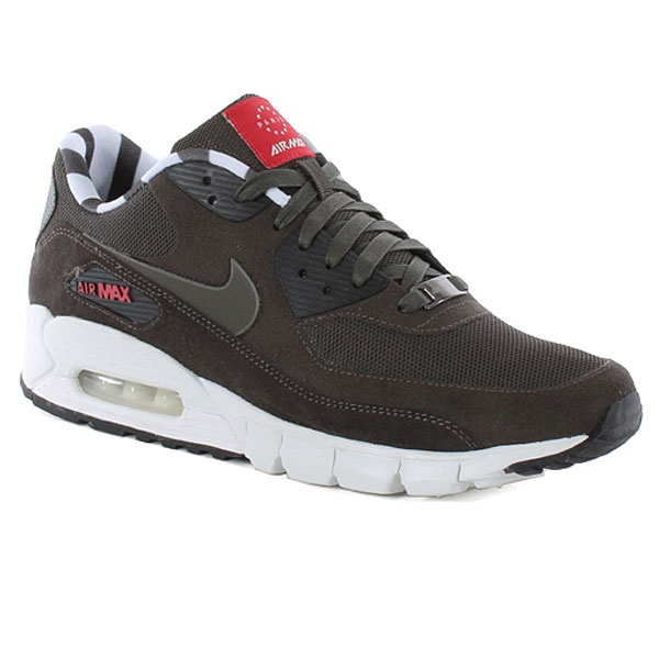 nike air max 90 paris qs shoes - deep smoke-deep smokers