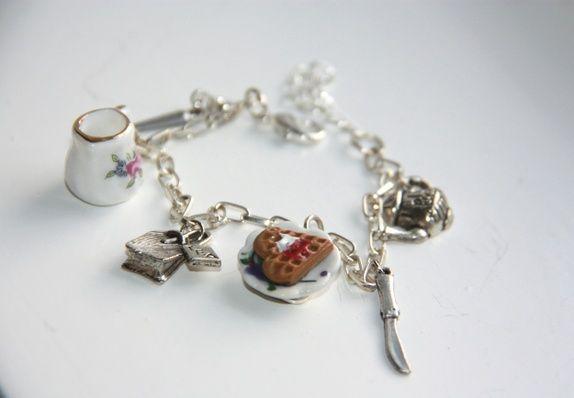 Waffle Party Bracelet http://epla.no/shops/LilliogLucas-smykk/