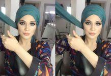 Tutoriel Simple et Facile Pour Faire Un Hijab Chic et Moderne Tendance Cet été !