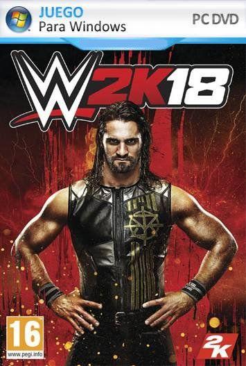 Game PC Rip - WWE 2K18 PC [2017] [Español/Multi] [Juego de Lucha]