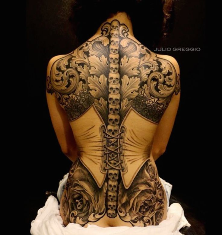 Back Corset- this is so cool,  would love to have a girlfriend with this