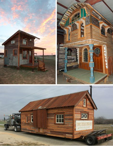 38 best Salvaged Materials Tiny Houses images on Pinterest Small