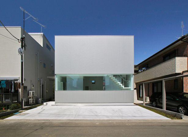 小島光晴建築設計事務所 埼玉県鴻巣市の家 House T http://www.kenchikukenken.co.jp/works/1415582213/88/