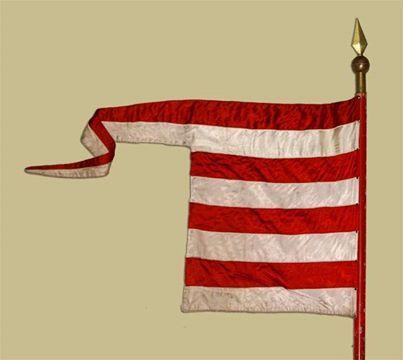 Szimbólumaink - Az Árpád-házi királyok családi zászlaja