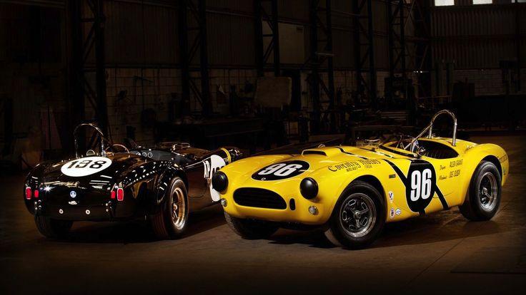 Shelby Cobra Sebring limited editions will debut at Barrett-Jackson