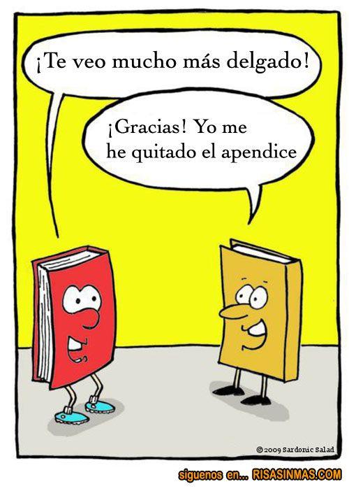 Conversación entre libros.