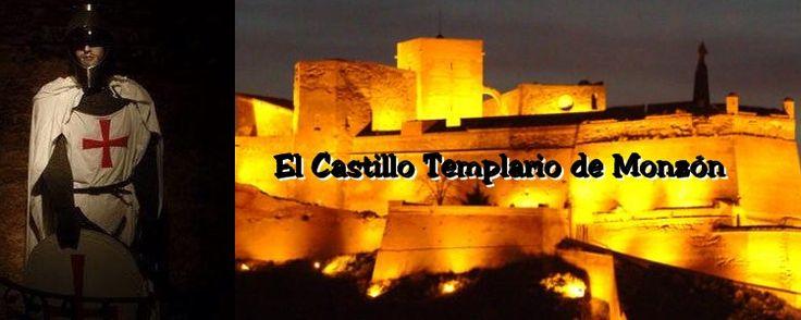 Trama del Castillo Templario de Monzón, en el Libro el Eslabón Secreto del Rey Jaime I