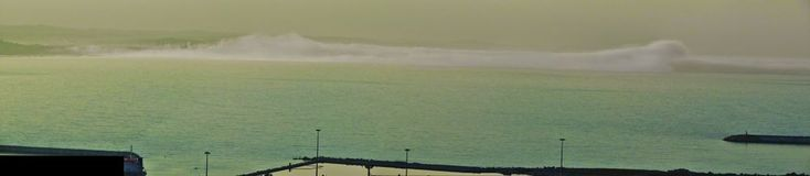 Ancona, Marche, Italy - bank of fog on the sea by Gianni Del Bufalo BY-NC-SA by gianni del bufalo