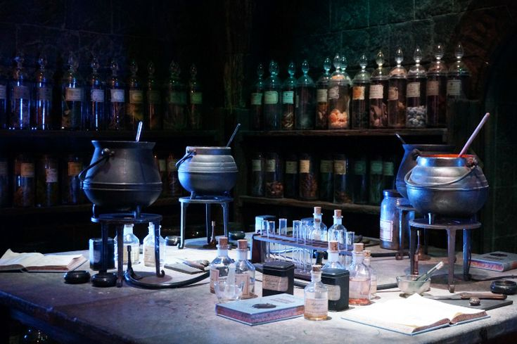 Visite des studios Harry Potter à Londres.
