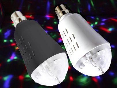 Disco Bulb Speaker,flashing disco light bulb,light bulb speaker,bluetooth disco bulb speaker