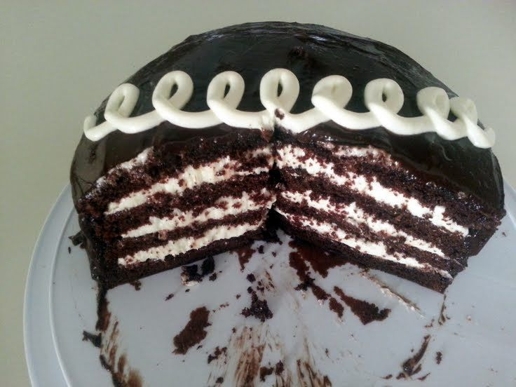 """Ding Dong Cake! """"Loved It!"""" @allthecooks"""