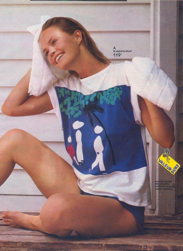 La redoute t 1984 la mode d 39 t dans le catalogue la redoute t 1984 - La redoute catalogues ...