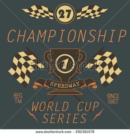 Retro Championship Stockfotos und -bilder | Shutterstock