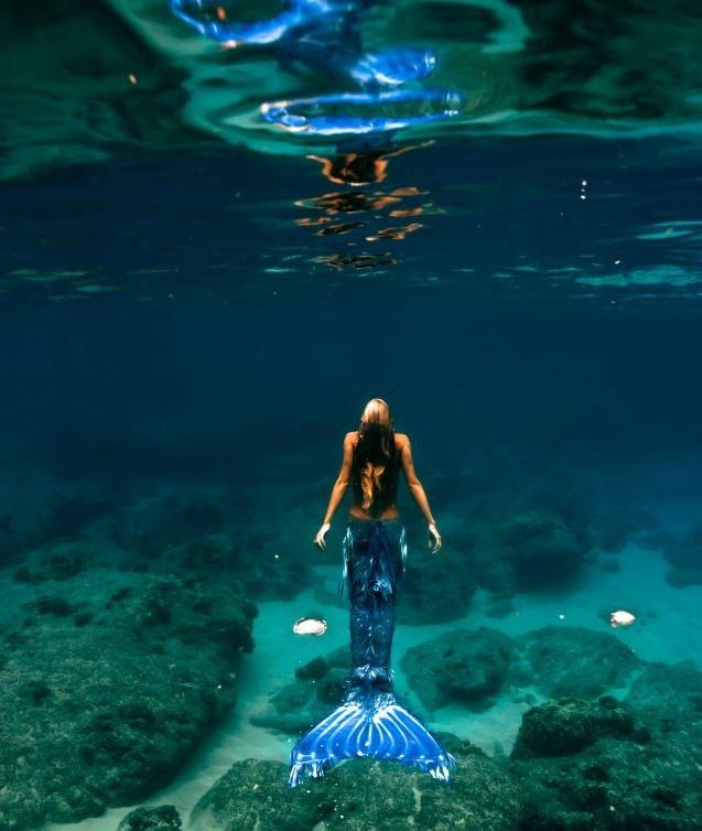 Life as a Mermaid ;-) #mermaid #sereia