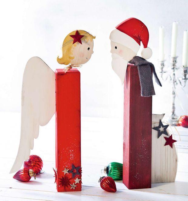 Die besten 25 weihnachtliche holzfiguren ideen auf - Tumblr deko kaufen ...