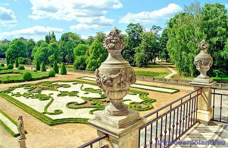 Białystok Pałac Branickich
