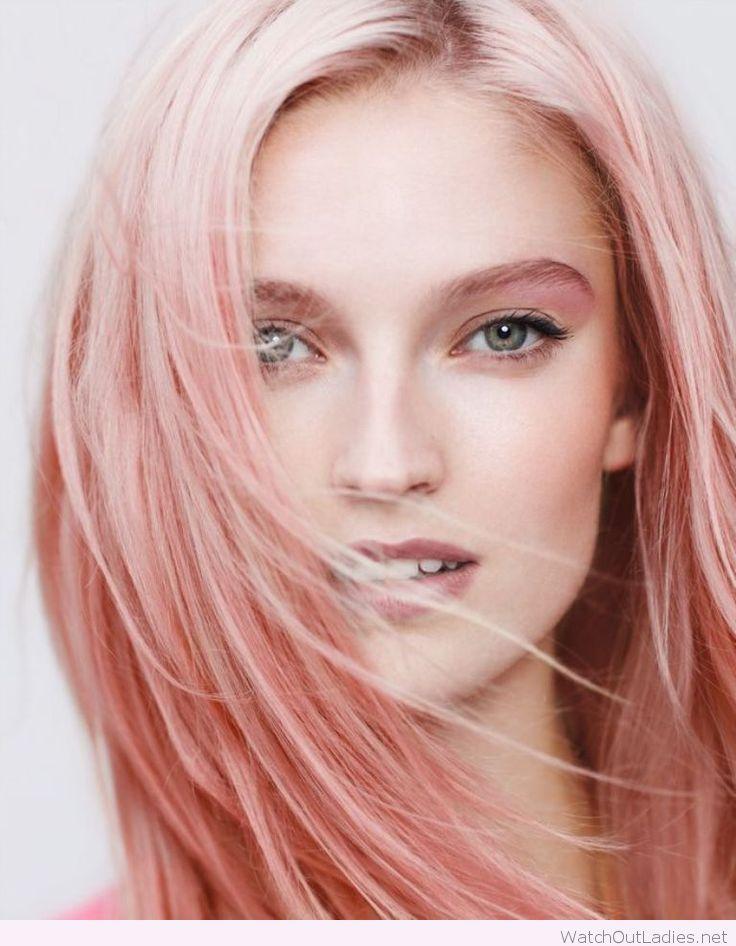 Best 25+ Light pink hair ideas on Pinterest | Pale pink ...