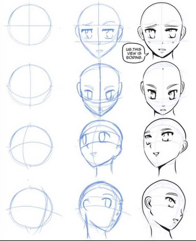 138 Images Drawing References And Tutorals Anime Character Drawing Anime Art Tutorial Character Drawing