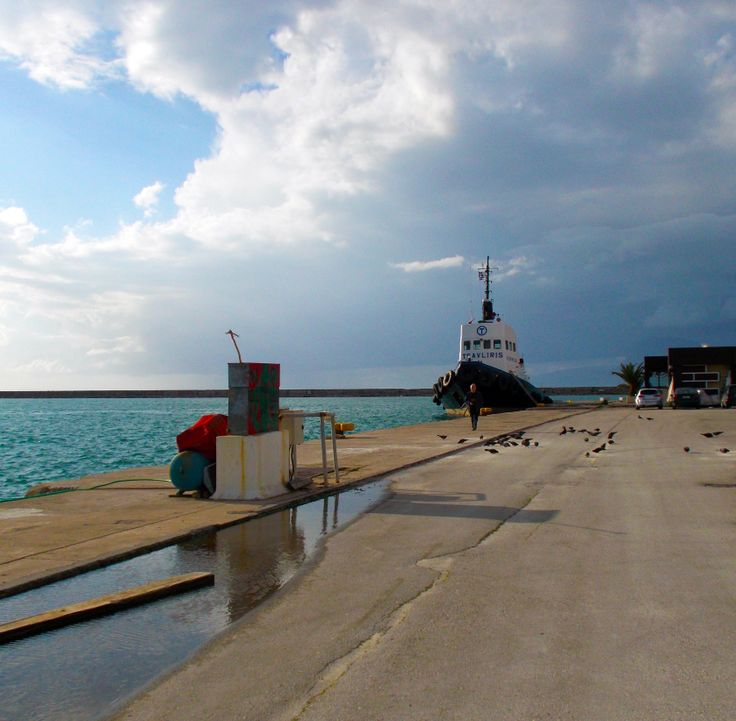patra's port