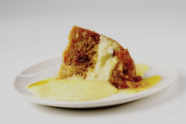 Date and Walnut steamed sponge pudding is a classic British pudding with lovely flavours coming from the sweet dates and the crunchy walnuts.