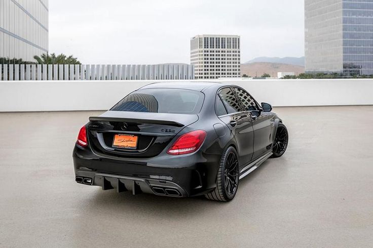 Mode Carbon Bodykit Zito Wheels ZF01 Tuning Mercedes C63 AMG 7 photo