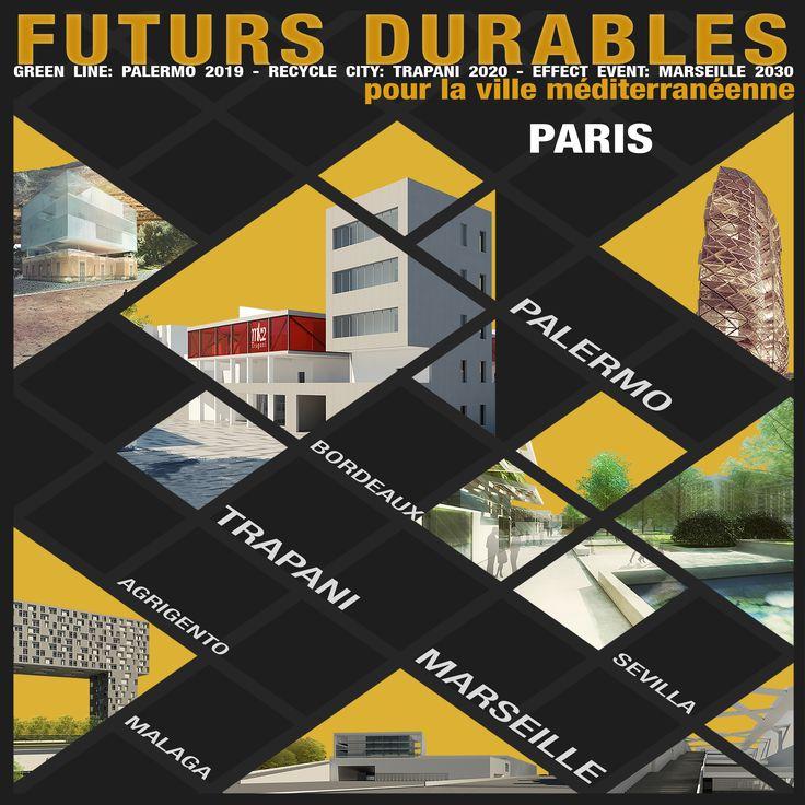 Futurs durables pour la ville méditerranéenne les événements forum des instituts culturels étrangers à
