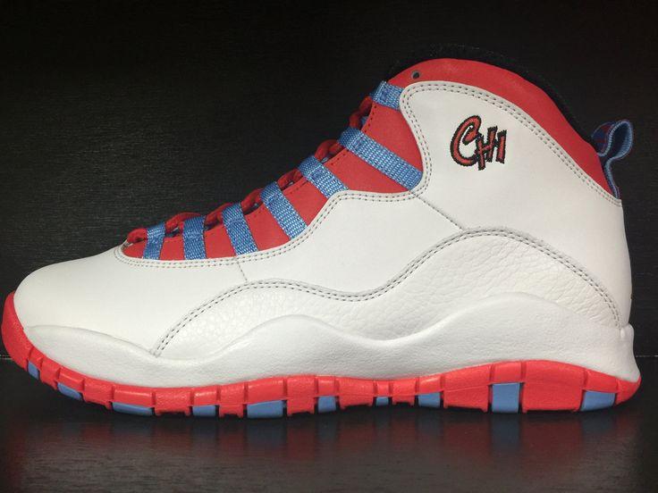 Air Jordan 10 Retro 'Chi'