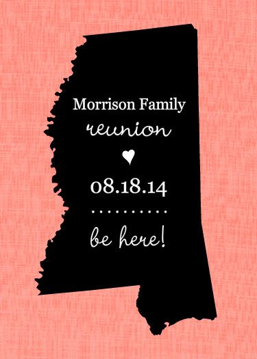 As you plan your family reunion you may be looking for some great reunion quotes to add to save the dates, reunion invitations, custom reunion magnets, t-shirts or Facebook pages. Use any of the