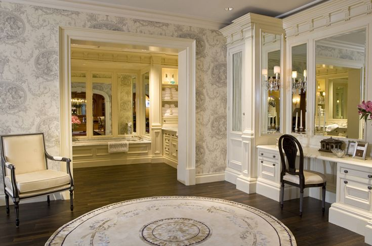 Clive christian new york luxury british interiors for Clive christian bathroom designs