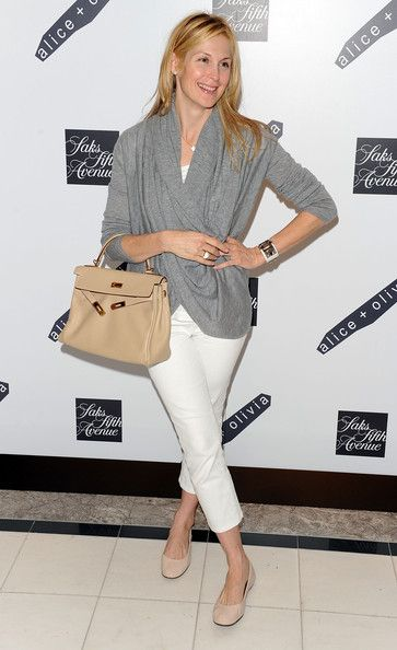 Kelly Rutherford - style