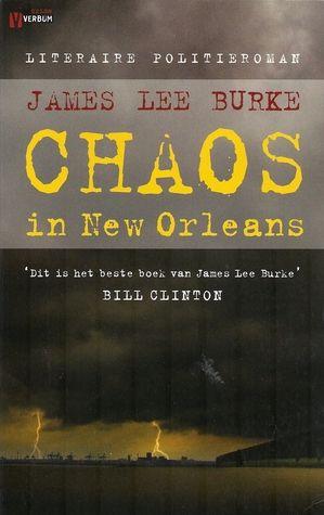 (B)(2008) Tip van buurvrouw Loes: Chaos in New Orleans - James Lee Burke - Een detective moet in New Orleans onderzoeken of de dood van twee plunderaars in de nasleep van de orkaan Katrina moord of zelfverdediging was.  http://www.hebban.nl/boeken/chaos-in-new-orleans-james-lee-burke